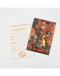 image: The Incredibles party invites (6)