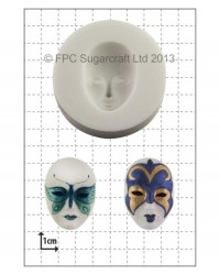 image: Venetian Mask silicone mould