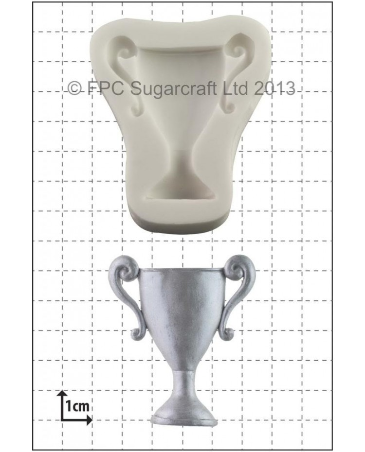 image: Trophy silicone mould