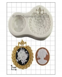 image: Cameo Jewellery silicone mould
