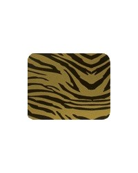 image: Chocolate transfer sheet animal print TIGER