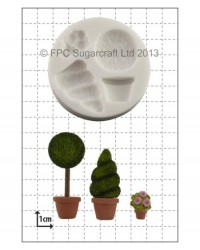 image: Topiary silicone mould
