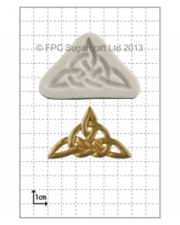image: Celtic Knot silicone mould