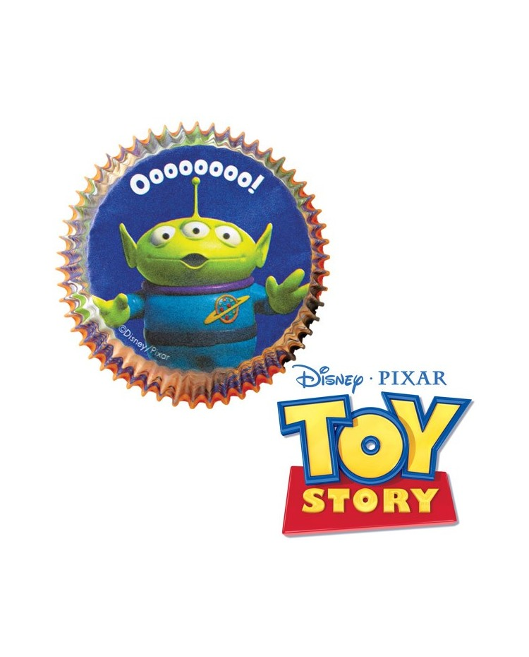 image: Toy Story cupcake papers