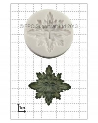 image: Green Man silicone mould