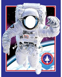 image: Space party PHOTO OP banner