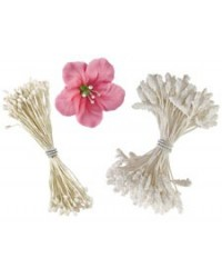 image: White Stamens Assortment (3 types) Wilton