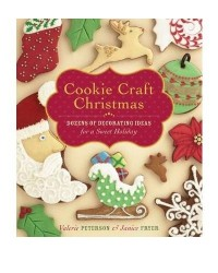image: Cookie Craft Christmas Valerie Petersen
