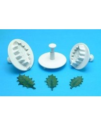 image: PME Holly XL plunger cutters set 3