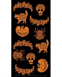 image: Scary Silhouettes HALLOWEEN treat bags (20)