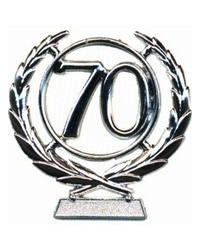image: number wreath 70 SILVER