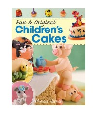image: Fun and Original Children's Cakes Maisie Parrish