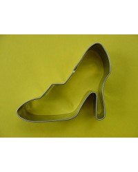 image: High heel or glass slipper cookie cutter