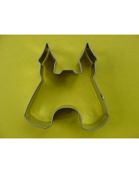image: Fairytale castle cookie cutter