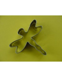 image: Dragonfly cookie cutter stainless steel #1