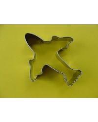 image: Jet plane cookie cutter