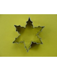 image: Snowflake cookie cutter