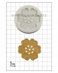 image: Lace Rose silicone mould