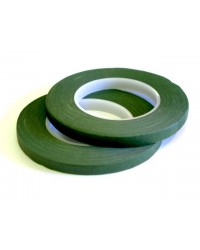 image: Dark Green Split Floral Tape (2x 6mm)