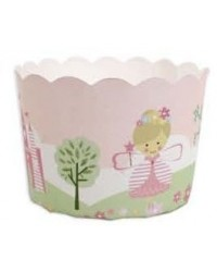 image: Fairy Princess patty cakes cupcake papers