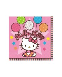 image: Hello Kitty party lunch napkins (16)