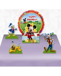 image: Mickey Mouse clubhouse centrepiece