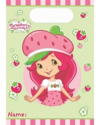 image: Strawberry Shortcake party loot bags (8)