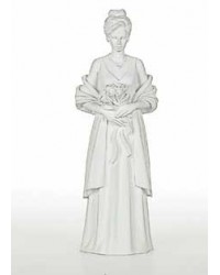 image: Bridesmaid or contemporary bride figurine