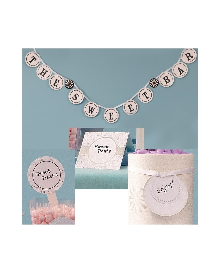 image: Candy Buffet Decor Kit
