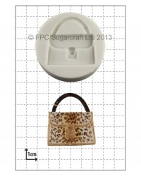 image: Handbag or purse #2 silicone mould