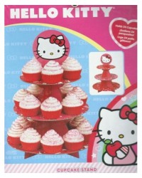 image: Hello Kitty Cupcake Stand