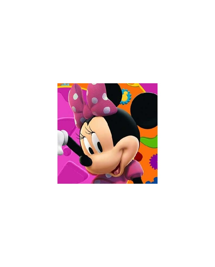 image: Minnie Mouse party beverage napkins (16)