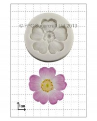image: Dog Rose silicone mould