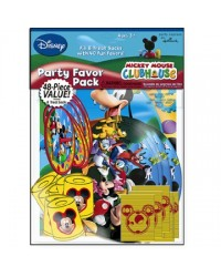 image: Mickey Mouse 48 piece party favour pack