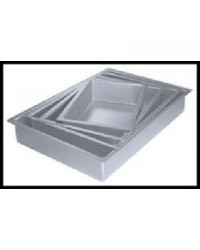 "image: EXTRA DEEP 13 X 9"" sheet cake pan Fat Daddios"