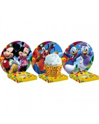 image: Mickey Mouse & friends cupcake holders (6)