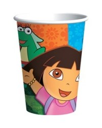image: Dora the explorer party cups (8)