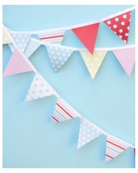 image: Festive bunting flags 5m