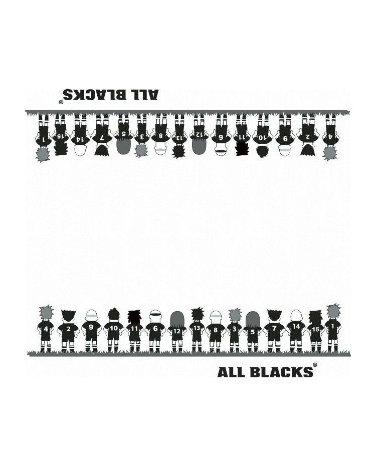image: All Blacks party napkins (50)