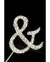 "image: Diamante letter pick AND symbol  Ampersand ""&"""