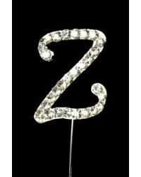 image: Diamante letter pick Z