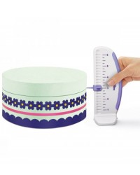 image: Cake marker (evenly space around your cake with ease)