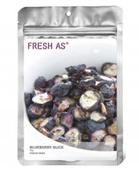image: Fresh-As freeze dried fruit Blueberry slices