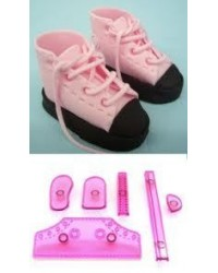 image: Jem High top cut sneaker cutter set