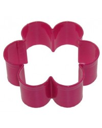 image: Pink flower blossom daisy cookie cutter
