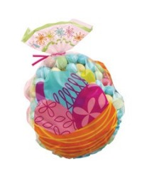 image: Easter Sweet spring shaped treat bags