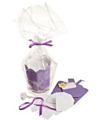 image: Cake pops flower bouquet pop kit