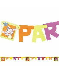 image: Dora the Explorer & Diego party banner