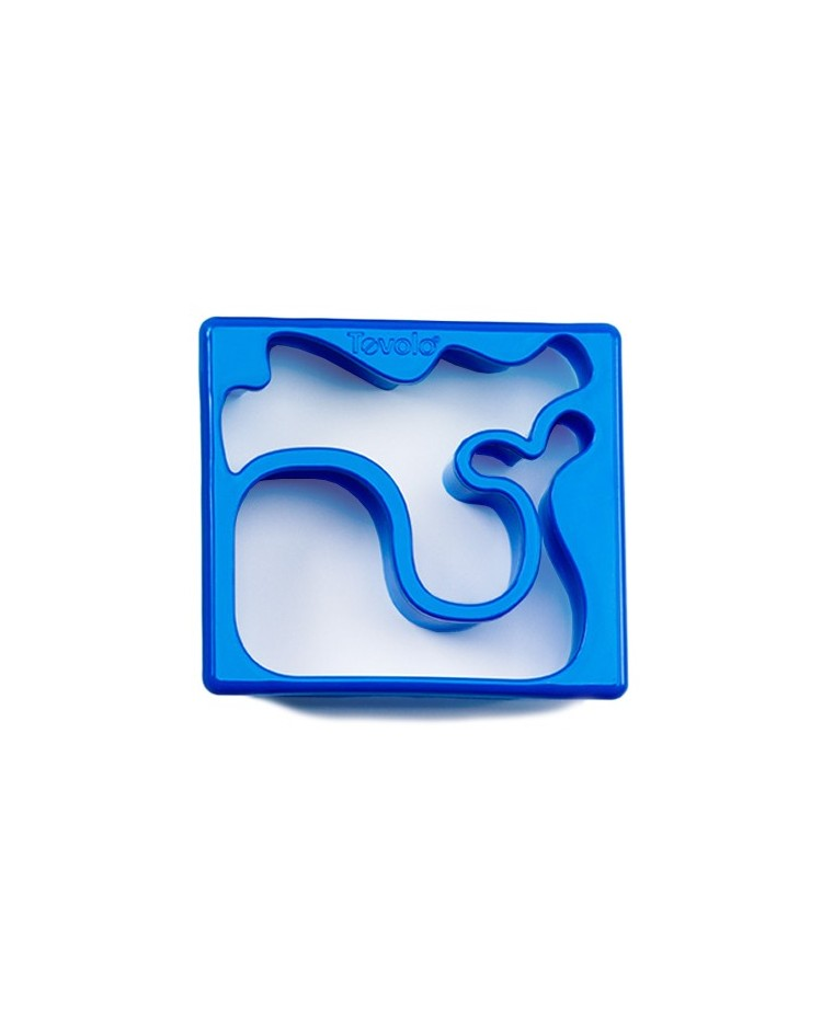 image: Whale & Octopus cookie & sandwich cutter