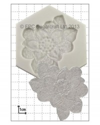 image: Floral Lace silicone mould